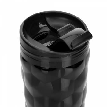 Roku Çelik İç Kaplamalı Siyah El Termosu – 450 ml - Thumbnail