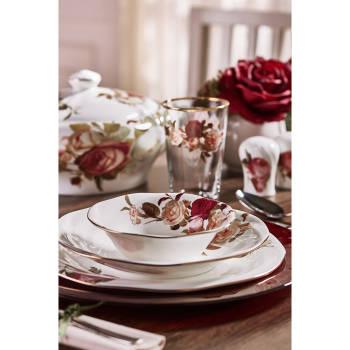 - Rose Garden 57 Parça Yemek Takımı (1)