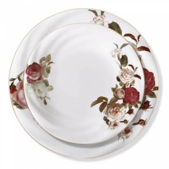 Rose Garden 57 Parça Yemek Takımı - Thumbnail