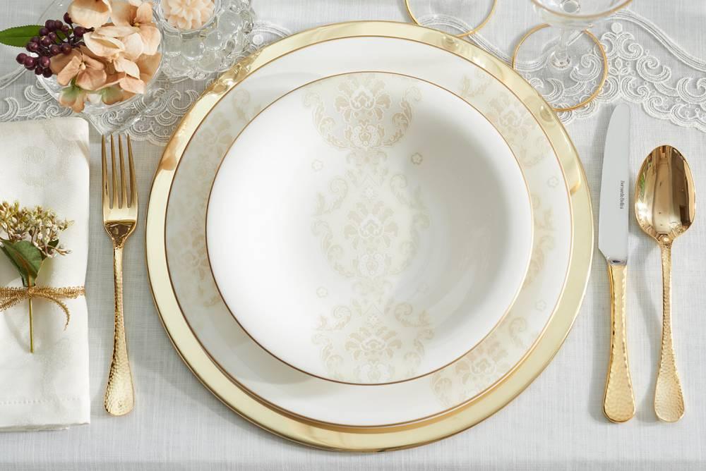 Royal Baroque 70 Parça Yemek Takımı