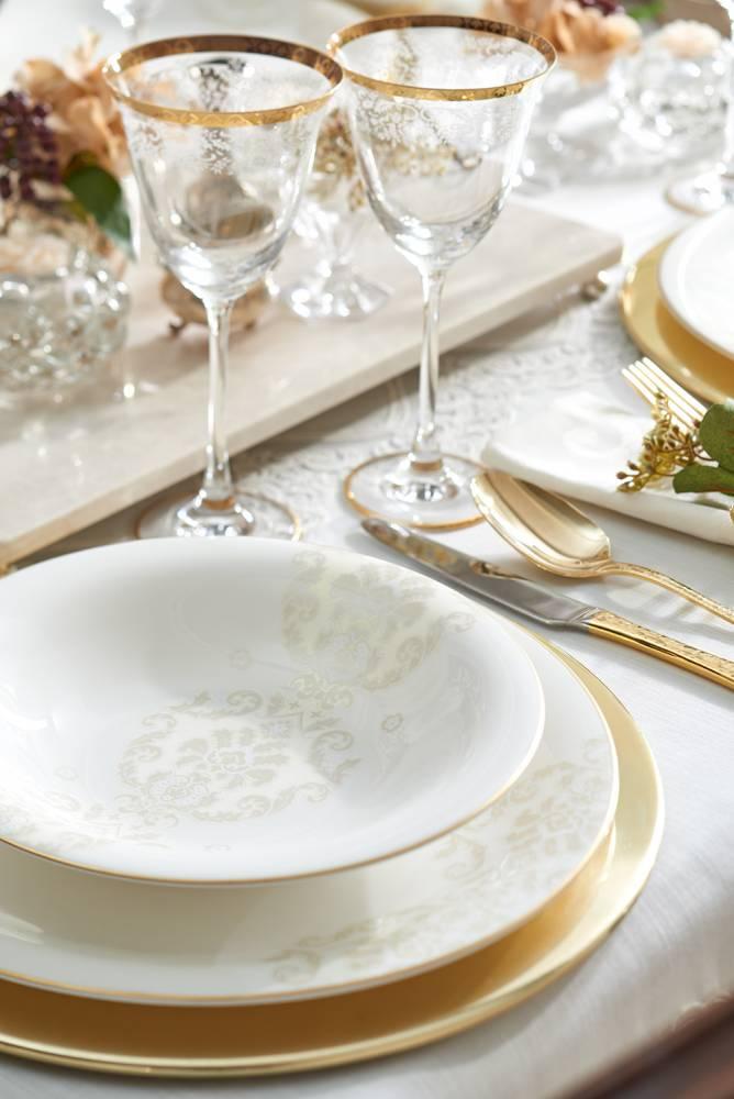 Bernardo Royal Baroque Yemek Takımı