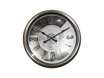 MonDecor - Çarklı Duvar Saati - 62 cm