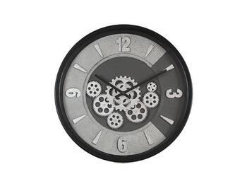 MonDecor - Çarklı Duvar Saati - 46 cm