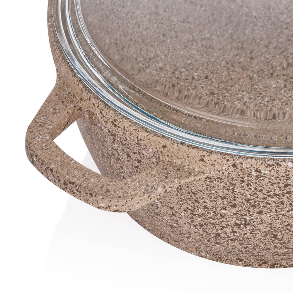 Senso 7 Parça Döküm Granit Tencere ve Tava Seti