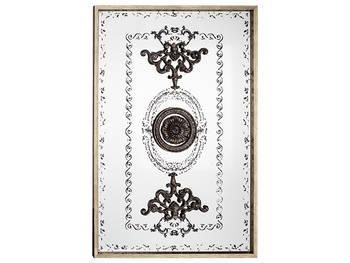 Biev - Soros Aynalı Gümüşlük 65,95 cm