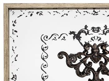 Biev - Soros Aynalı Gümüşlük 65,95 cm (1)