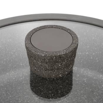 Bernardo Stone Granit Sığ Tencere - Thumbnail