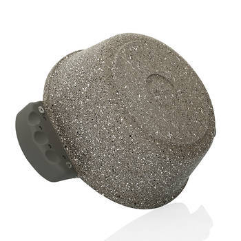 Terra Gri Granit Tencere ve Tava Seti - Thumbnail