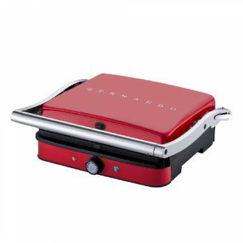 Bernardo - Tost Makinası-Kırmızı