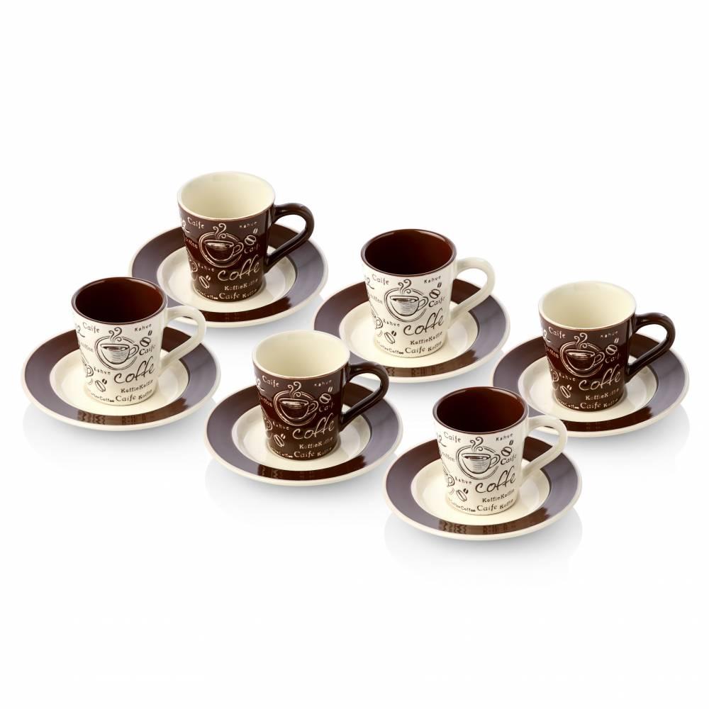 Türk Kahve Fincan Seti
