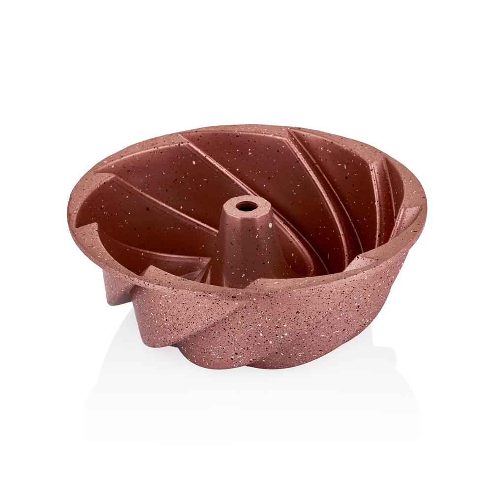 Twist Granit Rose Kek Kalıbı - 24 cm KHR