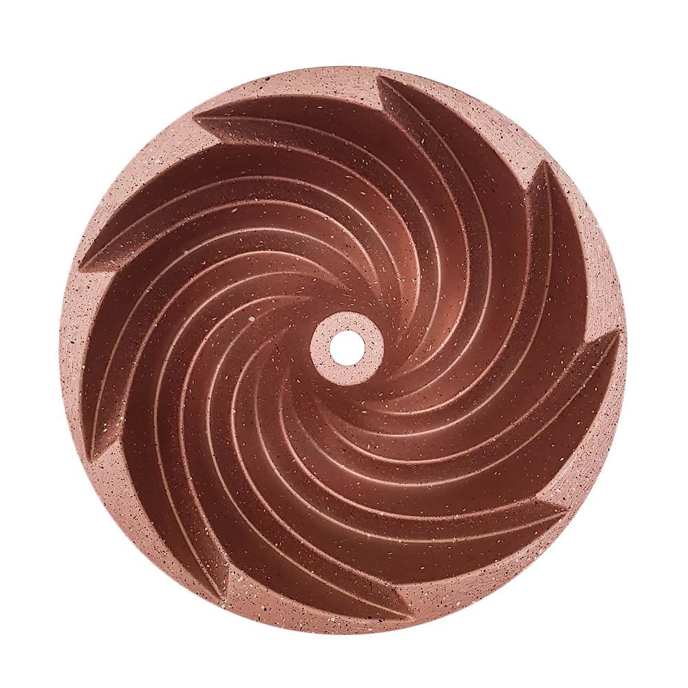 Twist Granit Rose Kek Kalıbı - 24 cm