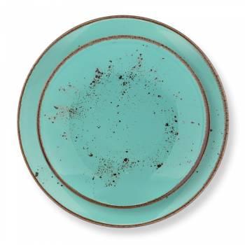 Venita 6 Kişilik 24 Parça Porselen Yemek Takımı - Thumbnail