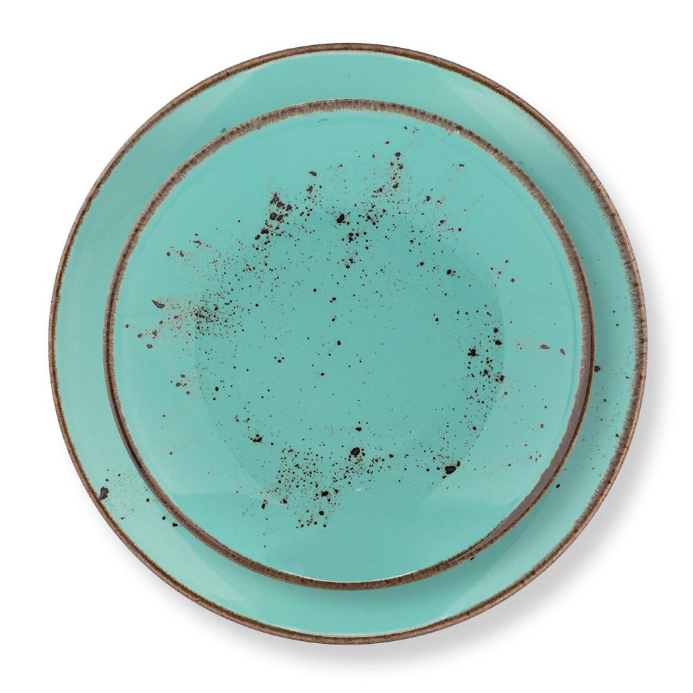 Venita 6 Kişilik 24 Parça Porselen Yemek Takımı
