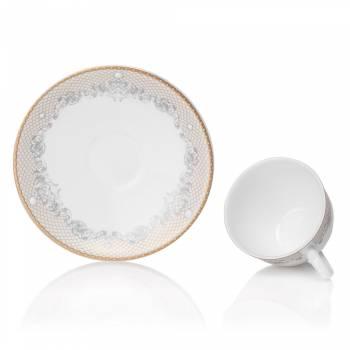 - Victorian Lace Gold 29 Parça Çay Takımı (1)