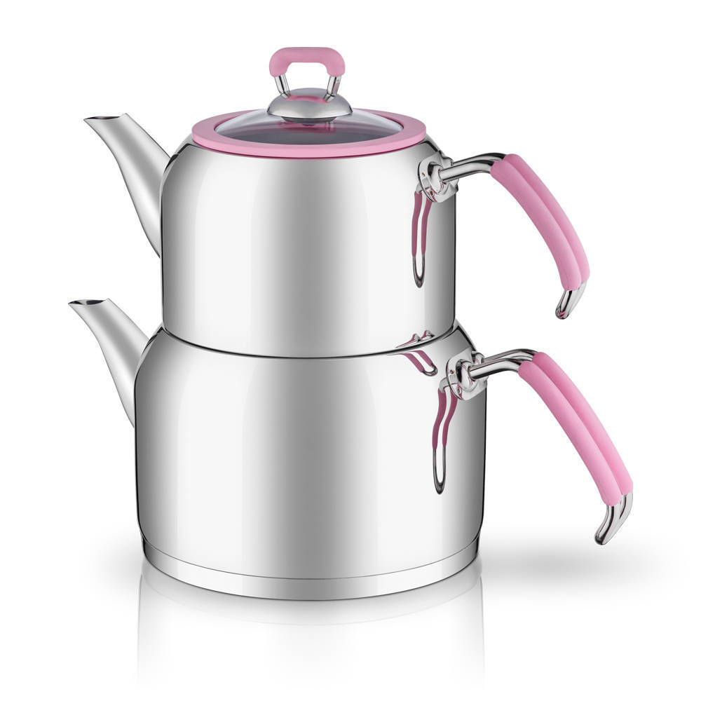 Vita Çaydanlık-Pembe