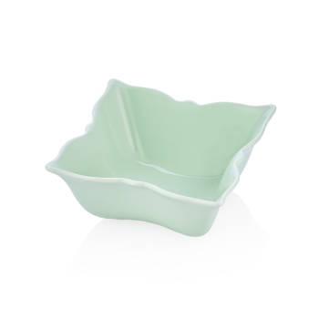 - Bernardo Yeşil Kase- 15cm